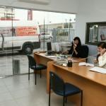 כניסה לאחסון בטוח עם מזכירות