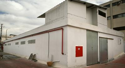 אחסון תכולת דירה בתוך בנין