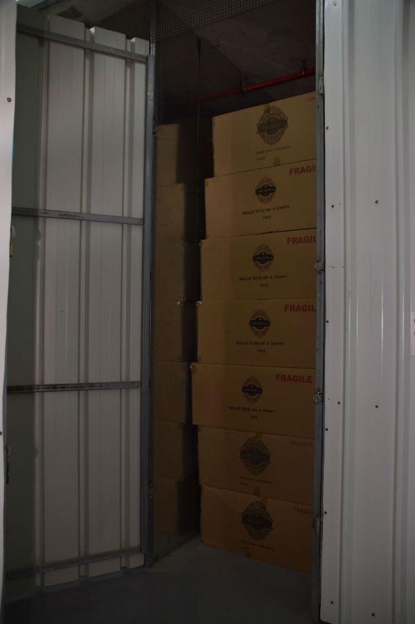 מחסן פתוח באחסון בטוח