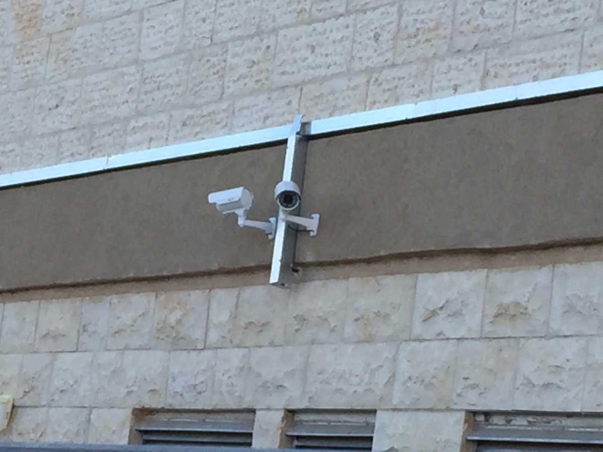 מצלמות הגנה